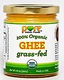 Grassfed Organic Ghee 7.8 Oz