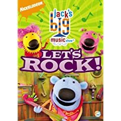 Jack's Big Music Show: Let's Rock: Alice Dinnean, Alexis Holt, John Kennedy, Jake Melman, Sydney Melman, Cathy Richardson, David Rudman, Kylie Goldstein, Megan Sheeran, Maeve Rose Montague, Er