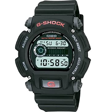 Casio Men's DW9052-1V G-Shock Classic Digital Watch $39.42