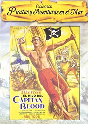 El Hijo Del Capitan Blood (Il Figlio del capitano Blood)[Non-USA DVD format: PAL, Region 2 - Import - Spain]