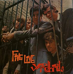 "Cover of ""Five Live"""