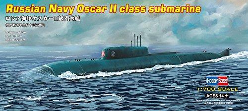 Hobby Boss Russian Navy Oscar II Class Submarine Boat Model Building Kit