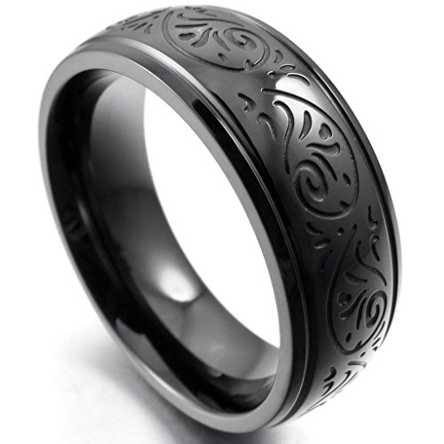 epinkimens-7mm-stainless-steel-rings-band-black-engraved-florentine-design-charm-elegant-size-z-1-2