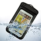 Black Waterproof / Water Resistant Case Dry Bag Pouch for Samsung Galaxy S4,Samsung galaxy note 2,Samsung Galaxy note i920, HTC One, Nokia Lumia 1020