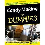 Candy Making For Dummies ~ David Jones