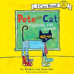 Pete the Cat Audiobook