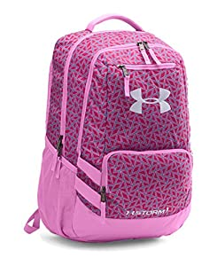 Under Armour UA Storm Hustle II Backpack One Size Fits All VERVE VIOLET