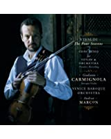 Vivaldi: Le Quattro Stagioni and Three Concertos for Violin and Orchestra