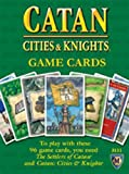 The Settlers of Catan Expansion: Cities & Knights Replacement Game Cards