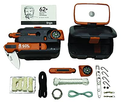SOL Original Survival Tool by Adventure Medical Kits