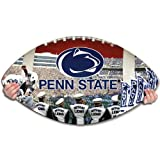 Games NCAA Penn State Nittany Lions Football Shaped Puzzle
