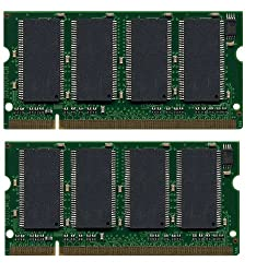 2GB (2X1GB) MEMORY IBM THINKPAD T42 RAM PC2700 SODIMM (MAJOR BRANDS)