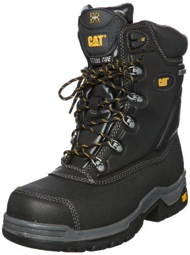 Cat Men's Supremacy Sbp Black Safety Boot P710571 10 UK