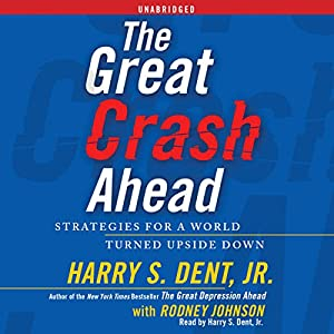 The Great Crash Ahead Audiobook