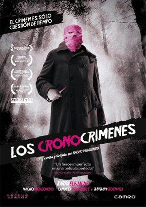 Timecrimes ( Los Cronocrímenes )