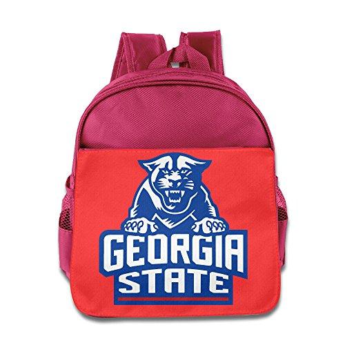 georgia-state-panthers-logo-children-school-pink-backpack-bag