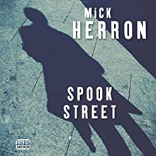 Spook Street Audiobook by Mick Herron Narrated by Seán Barrett