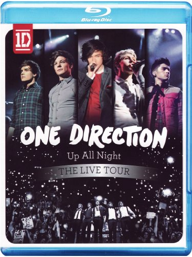 Günstige One Direction - Up All Night/The Live Tour [Blu-ray]