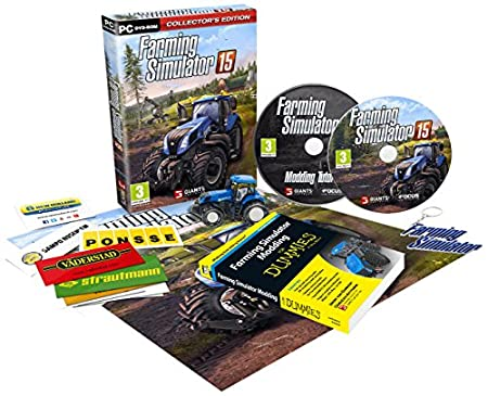 Farming Simulator 15: Collector's Edition
