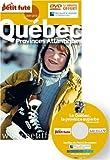 echange, troc Dominique Auzias, Jean-Paul Labourdette, Collectif - Le Petit Futé Québec (1DVD)