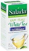 Salada 100% Pure White Tea – Naturall…