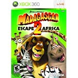 Madagascar: Escape 2 Africa - Xbox 360