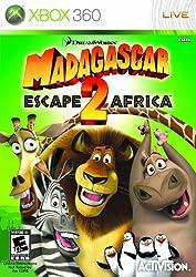 Madagascar- Escape 2 Africa (Xbox 360)