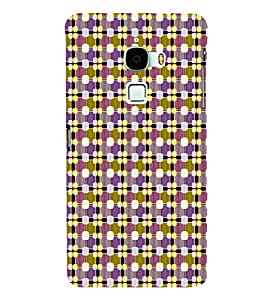 PrintVisa Corporate Print & Pattern Art 3D Hard Polycarbonate Designer Back Case Cover for LeEco Le Max