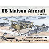 Image of US Liaison Aircraft in action - Aircraft No. 195