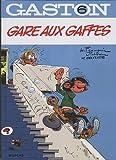 echange, troc André Franquin, Jidéhem, Delporte - Gaston, Tome 6 : Gare aux gaffes