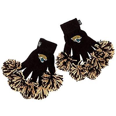 NFL Jacksonville Jaguars Spirit Fingerz, Large, White