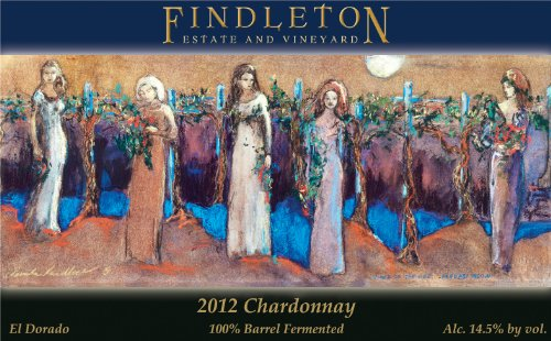 2012 Findleton Estate And Vineyard California Chardonnay 750 Ml