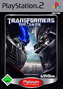 Transformers: The Game [Platinum]