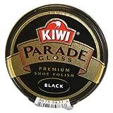 Kiwi Parade Gloss Prestige Army Boot Polish Military Footwear Care Protection Black 50ml