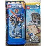 LEGO Knights Kingdom 8809 King Mathias With Limited Edition Bonus Pack