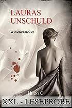 XXL-A9: LAURAS UNSCHULD: THRILLER - LESEPROBE (GERMAN EDITION)