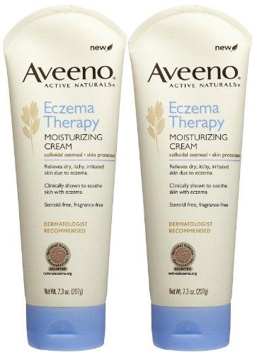 aveeno-eczema-therapy-moisturizing-cream-intensive-hautpflege-bei-ekzemen-2-x-200ml-aus-usa