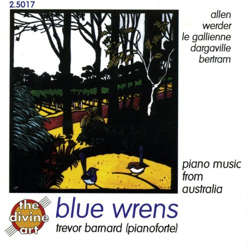 Blue Wrens: Modern Piano Music from Australia