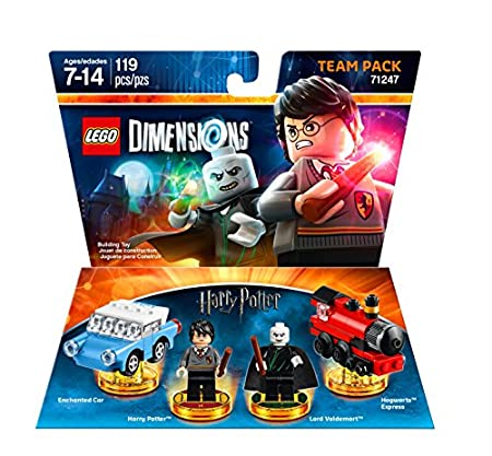 LEGO Dimensions, Harry Potter Team Pack