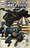 img - for Black Panther/Captain America: Flags of Our Fathers #2 book / textbook / text book