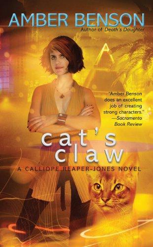 Cat's Claw, Amber Benson