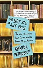 Do Not Sell At Any Price: The Wild,…