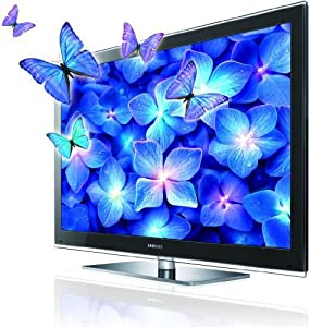Samsung PS50C6900 50-inch Widescreen Full HD 1080p 3D Ready Internet Plasma TV with Freeview HD