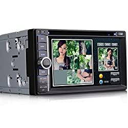 See 6.2 inch Double Din HD Car DVD/USB/SD Player 3G GPS Navigation IPOD TV Autoradio ,800*480 Details