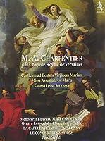 Charpentier a la Chapelle Royale de Versailles