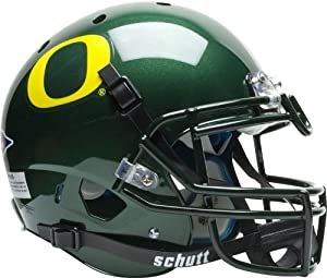 NCAA Oregon Ducks Authentic XP Football Helmet by Schutt