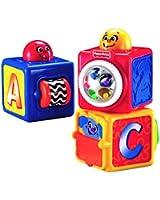 Fisher-Price Cubes d'activités