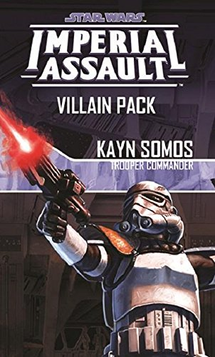 Imperial Assault: Kayn Somos, Trooper Commander Villain Pack Board Game - 1