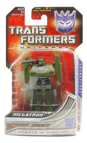 TRANSFORMERS UNIVERSE MEGATRON [Toy] (japan import)