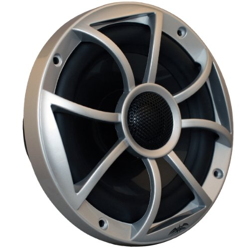 """Wet Sounds Xs-650 Series 6.5"""" Black Cone Marine Coaxial Speaker - 200 Watts Max / 100 Watts Rms"""